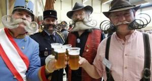 Τα πιο παράξενα μούσια & μουστάκια στο ευρωπαϊκό πρωτάθλημα 2012