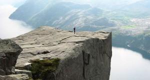 Preikestolen: Η «βεράντα» της φύσης στη Νορβηγία