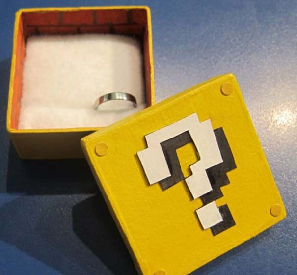 Πρόταση γάμου για fans του Super Mario (4)