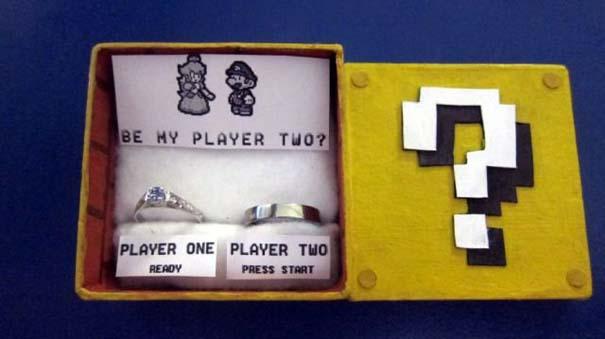 Πρόταση γάμου για fans του Super Mario (6)