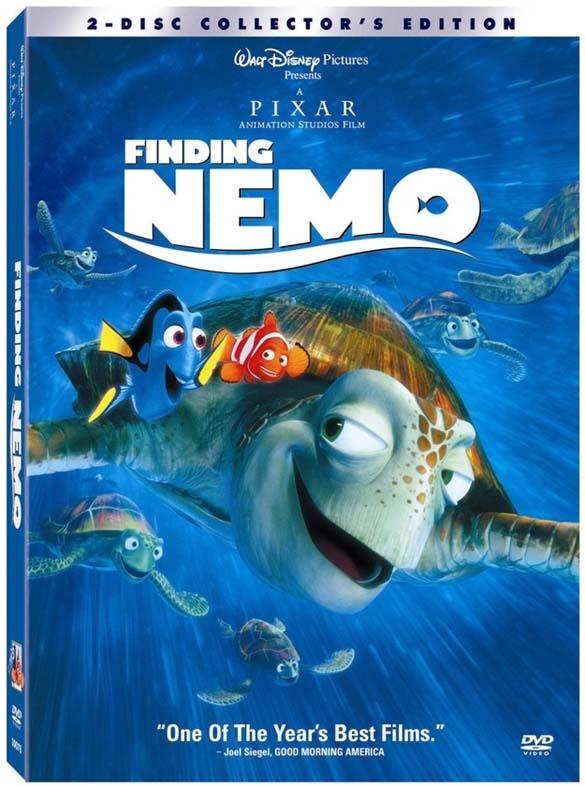 Πράγματα που δεν γνωρίζατε για τη ταινία «Ψάχνοντας τον Νέμο» (10)