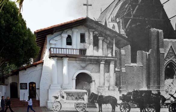 San Francisco μετά τον καταστροφικό σεισμό του 1906 και σήμερα (16)