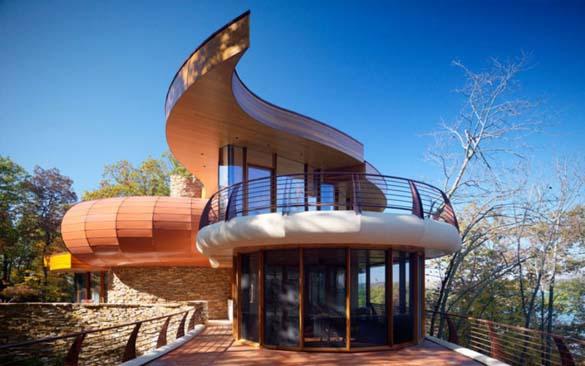 Ένα στολίδι της αρχιτεκτονικής μέσα στη φύση (4)