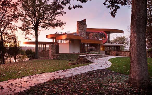 Ένα στολίδι της αρχιτεκτονικής μέσα στη φύση (9)