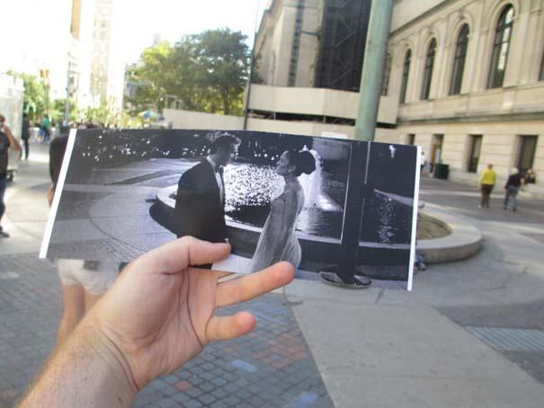 Σκηνές από διάσημες ταινίες συναντούν την τοποθεσία όπου γυρίστηκαν (1)
