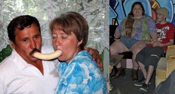 Οι πιο παράξενες και τραγικές φωτογραφίες ζευγαριών (1)