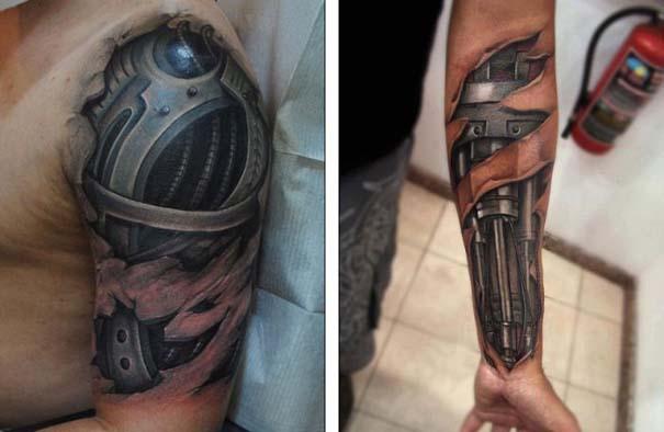 Υπερρεαλιστικά τατουάζ (9)