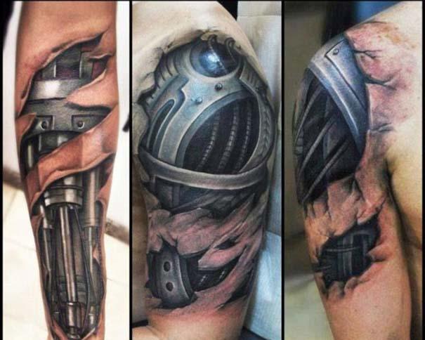 Υπερρεαλιστικά τατουάζ (10)