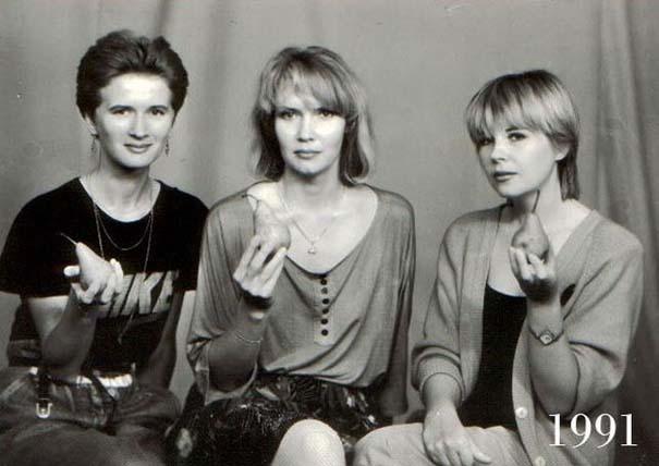 3 φίλες φωτογραφίζονται μαζί επί 30 χρόνια (5)