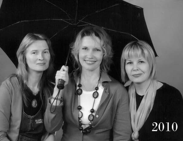 3 φίλες φωτογραφίζονται μαζί επί 30 χρόνια (14)