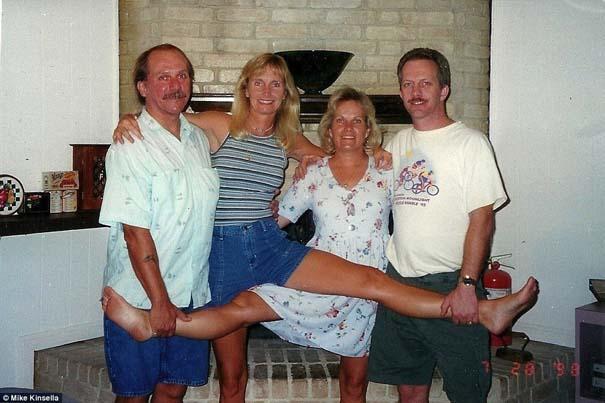 4 αδέρφια φωτογραφίζονται σε μια θεότρελη πόζα επί 25 χρόνια (2)