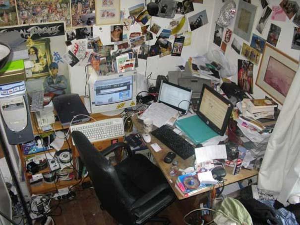Ακατάστατα γραφεία (4)