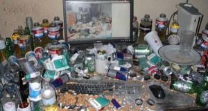 Γραφεία όπως λέμε… χωματερές!