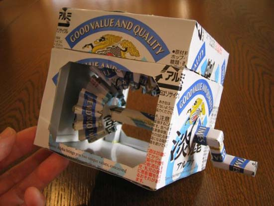 Απίστευτες δημιουργίες από κουτάκια αναψυκτικών (10)