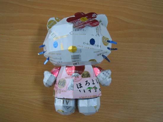 Απίστευτες δημιουργίες από κουτάκια αναψυκτικών (18)