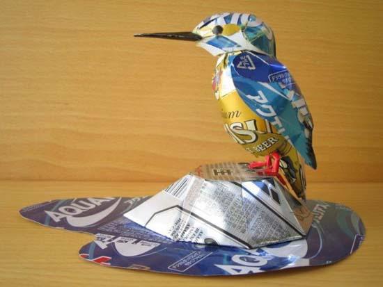 Απίστευτες δημιουργίες από κουτάκια αναψυκτικών (44)
