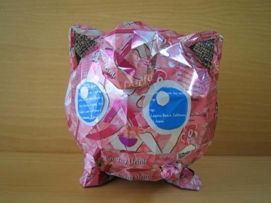 Απίστευτες δημιουργίες από κουτάκια αναψυκτικών (45)