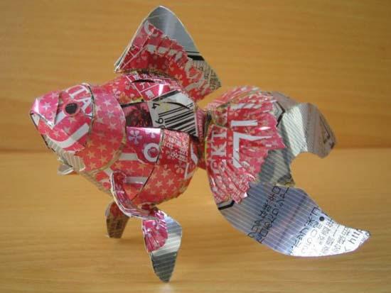 Απίστευτες δημιουργίες από κουτάκια αναψυκτικών (48)
