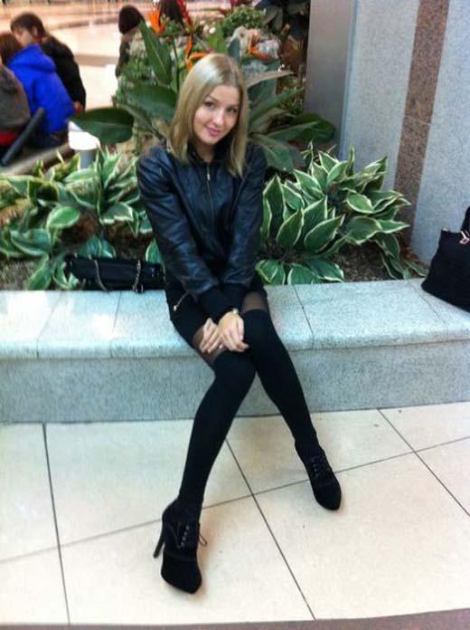 Catherine Vandareva: Ένα μοντέλο που... δέρνει! (5)