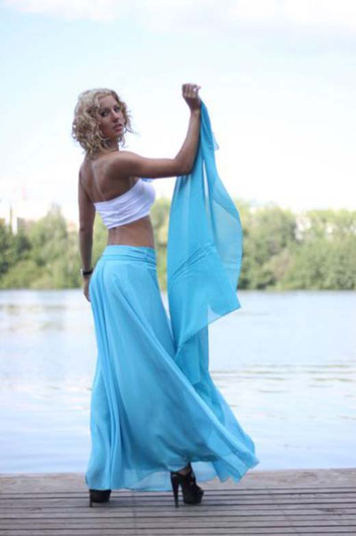 Catherine Vandareva: Ένα μοντέλο που... δέρνει! (25)