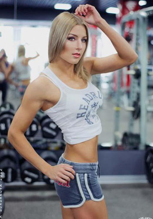 Catherine Vandareva: Ένα μοντέλο που... δέρνει! (34)