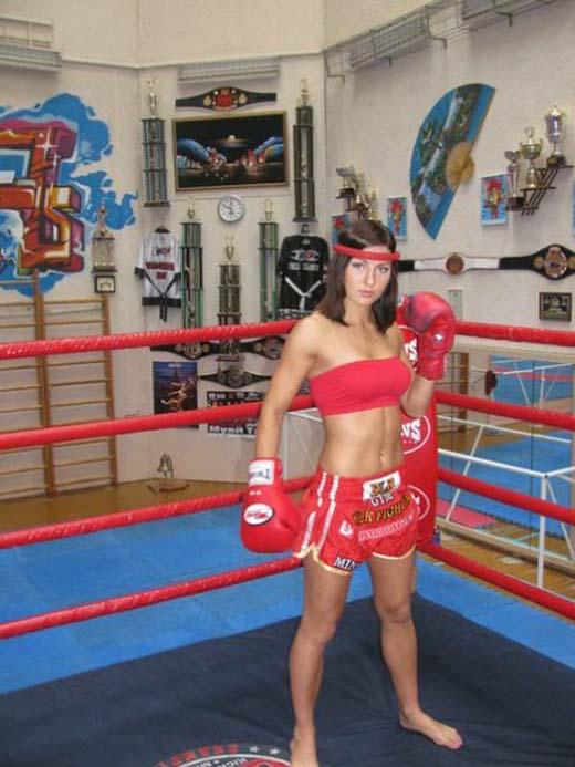 Catherine Vandareva: Ένα μοντέλο που... δέρνει! (36)