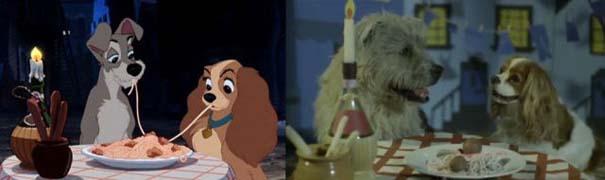 Διάσημα ζώα της Disney στην πραγματικότητα (5)