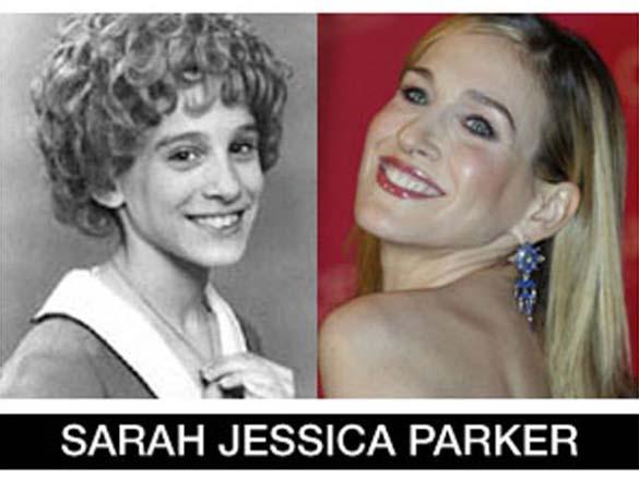 Διάσημοι σε νεαρή ηλικία και τώρα (5)