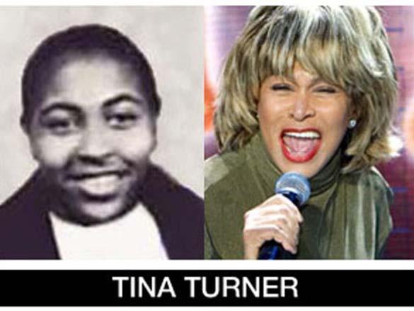 Διάσημοι σε νεαρή ηλικία και τώρα (6)