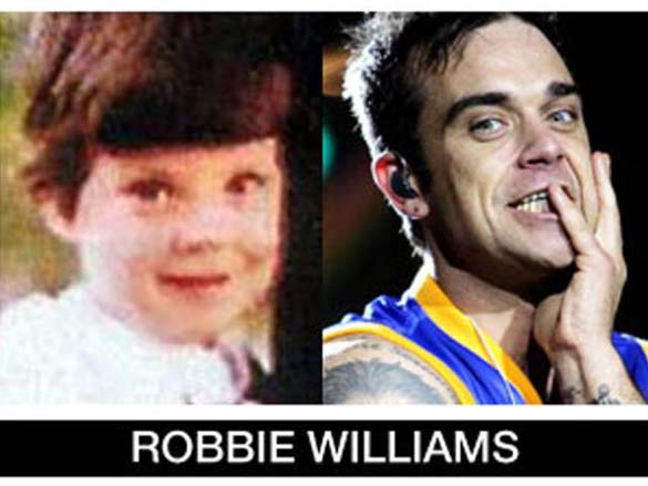 Διάσημοι σε νεαρή ηλικία και τώρα (15)