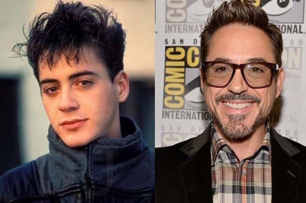 Διάσημοι που άλλαξαν θεαματικά με την πάροδο του χρόνου (14)