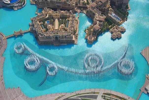 Dubai Fountain: Το εντυπωσιακότερο συντριβάνι στον κόσμο (1)