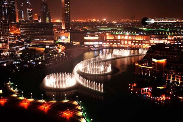 Dubai Fountain: Το εντυπωσιακότερο συντριβάνι στον κόσμο (2)