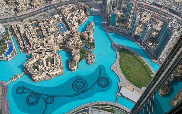 Dubai Fountain: Το εντυπωσιακότερο συντριβάνι στον κόσμο (9)