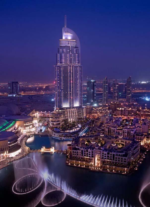 Dubai Fountain: Το εντυπωσιακότερο συντριβάνι στον κόσμο (15)