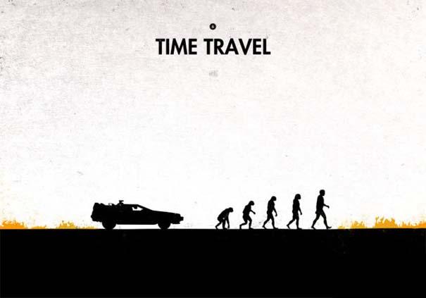 Η διάσημη εικόνα της ανθρώπινης εξέλιξης σε διαφορετικές εκδοχές (1)