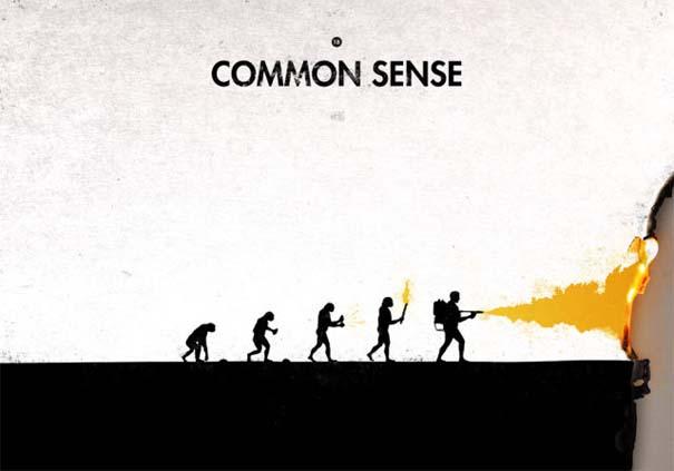 Η διάσημη εικόνα της ανθρώπινης εξέλιξης σε διαφορετικές εκδοχές (5)
