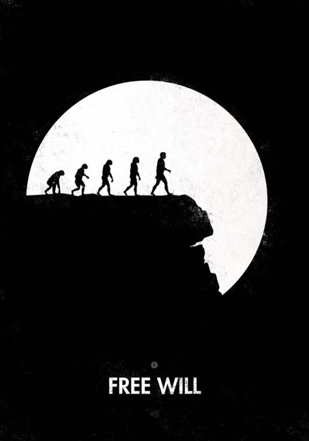 Η διάσημη εικόνα της ανθρώπινης εξέλιξης σε διαφορετικές εκδοχές (17)