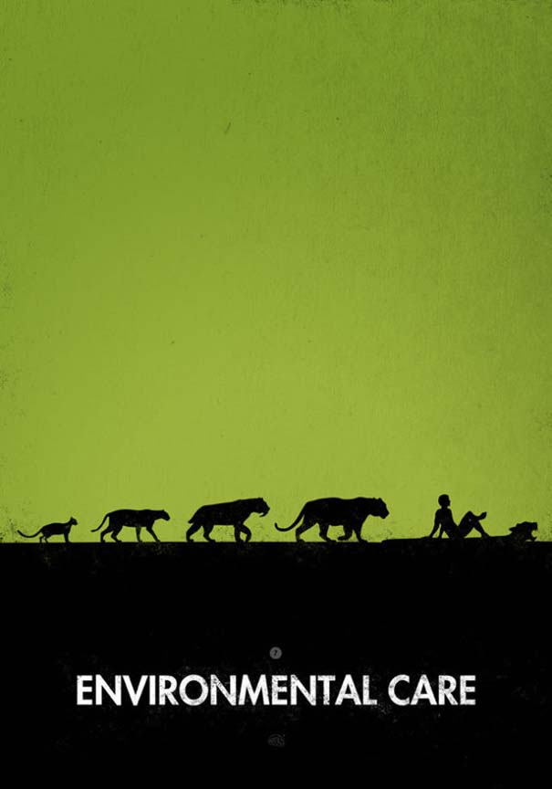 Η διάσημη εικόνα της ανθρώπινης εξέλιξης σε διαφορετικές εκδοχές (18)