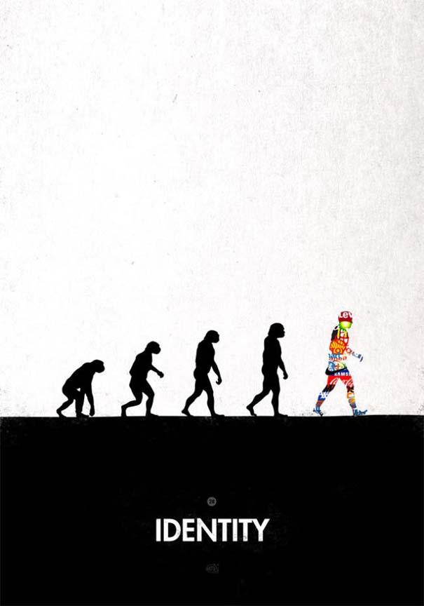 Η διάσημη εικόνα της ανθρώπινης εξέλιξης σε διαφορετικές εκδοχές (31)