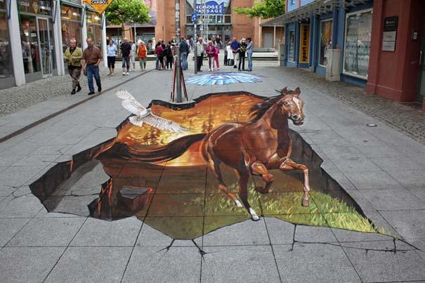 Εκπληκτική 3D τέχνη του δρόμου από τον Nikolaj Arndt (6)