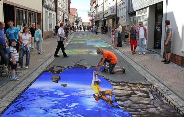 Εκπληκτική 3D τέχνη του δρόμου από τον Nikolaj Arndt (7)