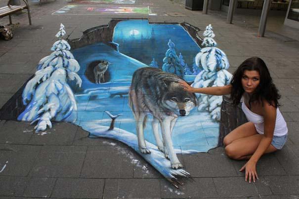 Εκπληκτική 3D τέχνη του δρόμου από τον Nikolaj Arndt (8)