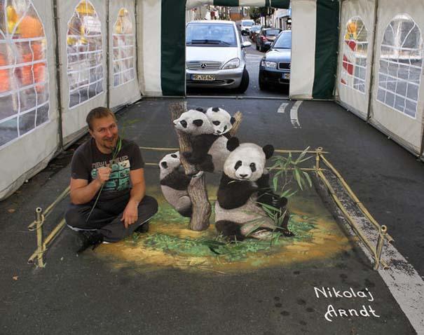 Εκπληκτική 3D τέχνη του δρόμου από τον Nikolaj Arndt (10)