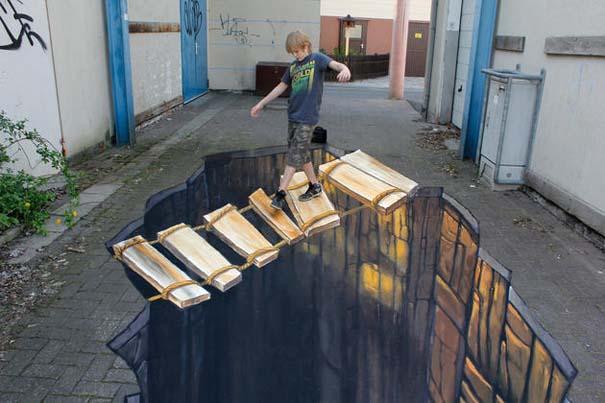 Εκπληκτική 3D τέχνη του δρόμου από τον Nikolaj Arndt (12)