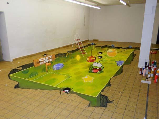 Εκπληκτική 3D τέχνη του δρόμου από τον Nikolaj Arndt (13)