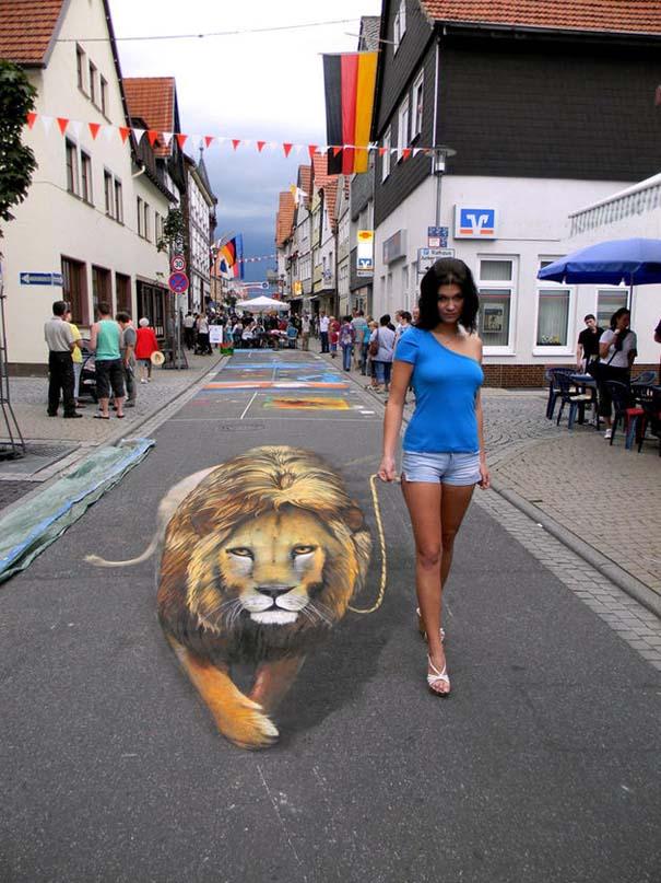 Εκπληκτική 3D τέχνη του δρόμου από τον Nikolaj Arndt (15)