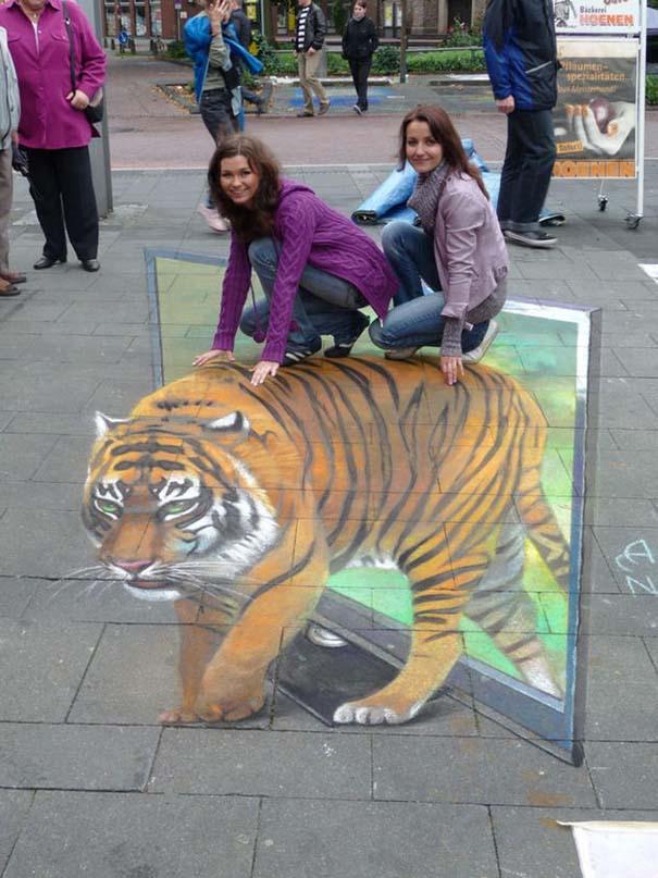 Εκπληκτική 3D τέχνη του δρόμου από τον Nikolaj Arndt (19)