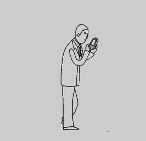 Η εξέλιξη του ανθρώπου σε ένα κινούμενο σκίτσο (1)