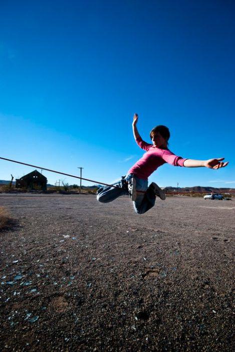 Faith Dickey: Το πιο γενναίο κορίτσι στον κόσμο (4)